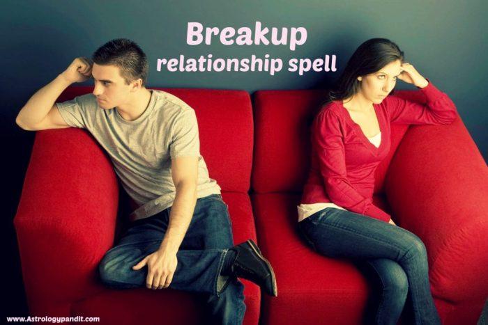 breakup relationship spell