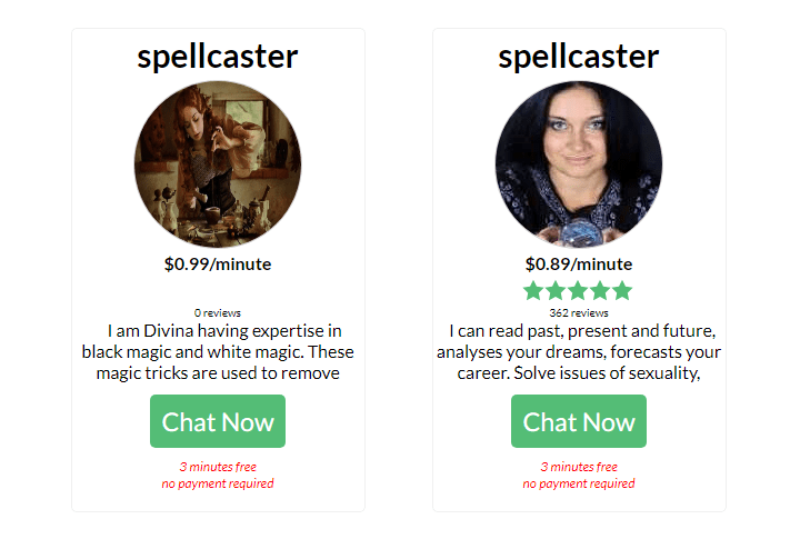 Breakup spells online