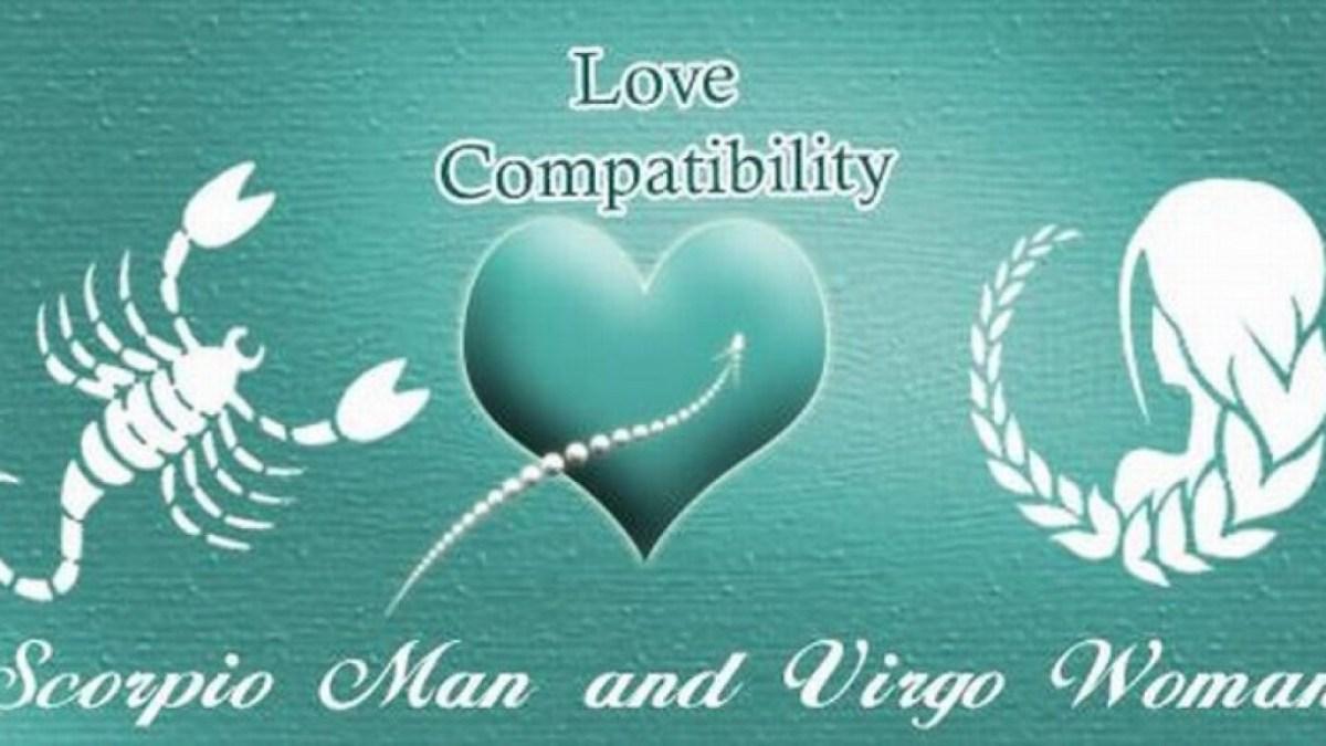 Scorpio man Virgo woman compatibility in love online
