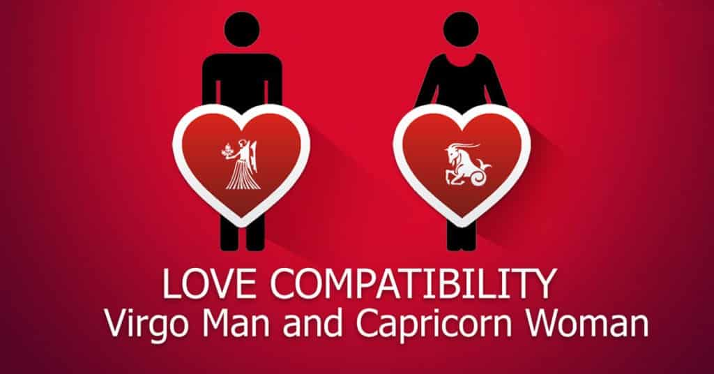 Virgo man Capricorn compatibility in love online