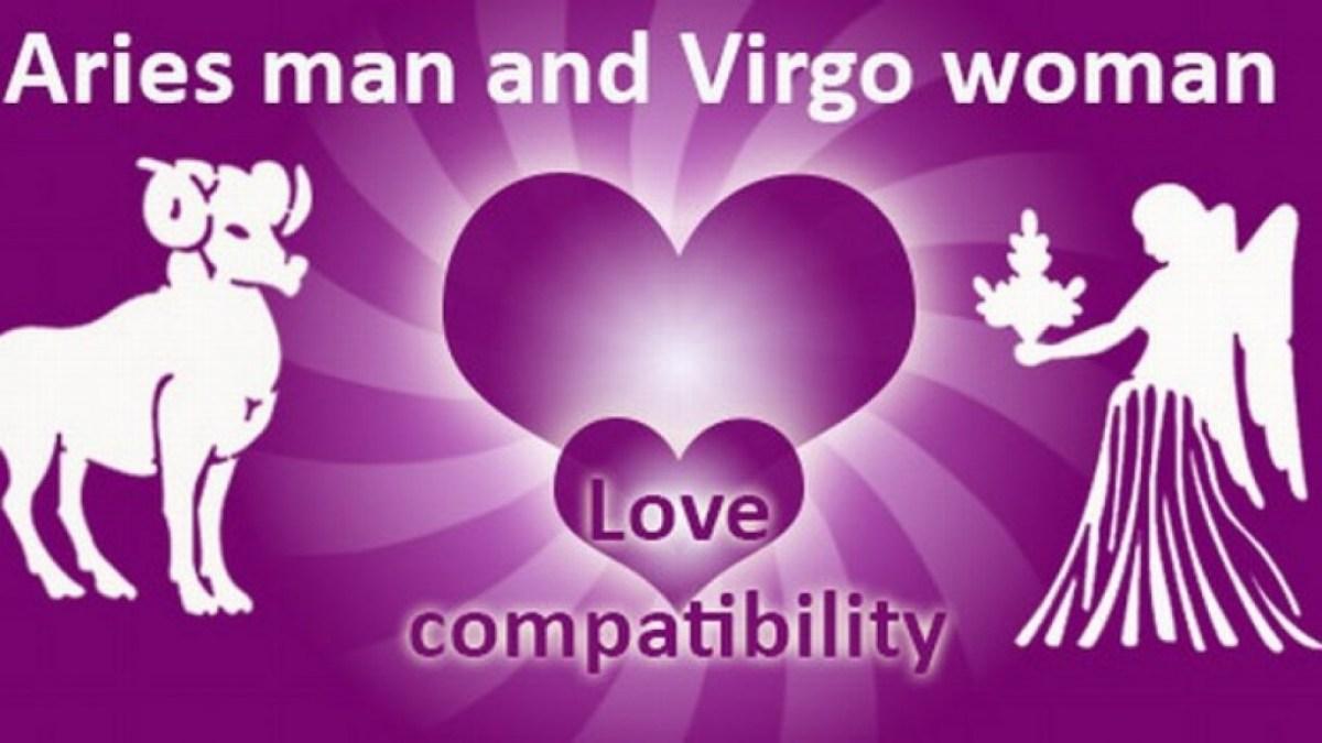 Aries man Virgo woman compatibility in love online