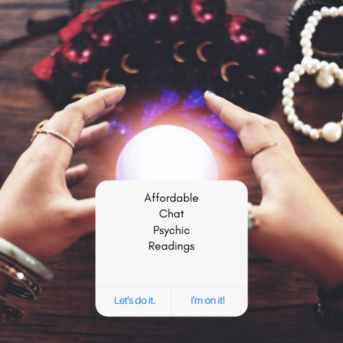 Affordable Chat psychic readings