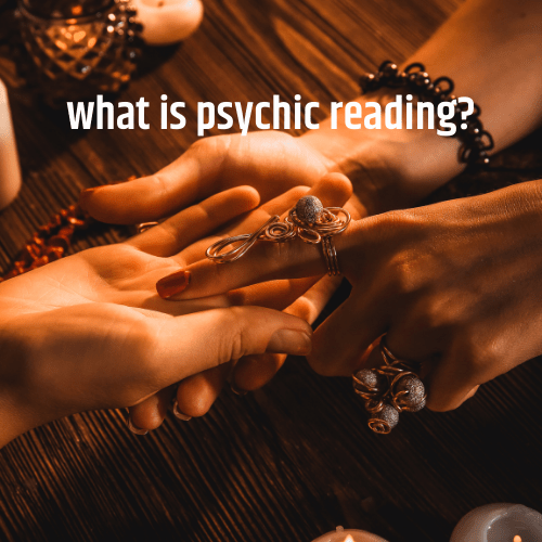 What is psychic reading?