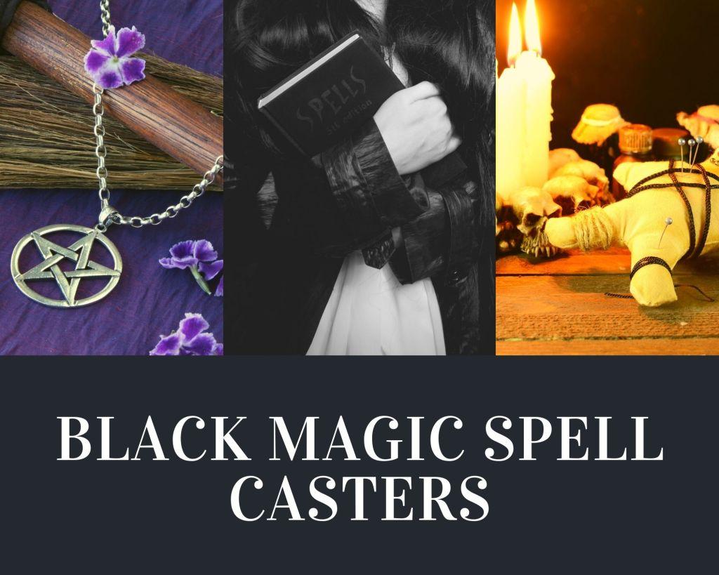 black magic spell casters