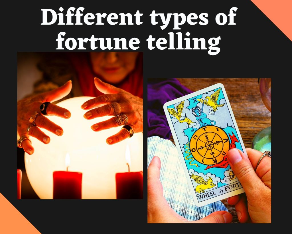 different types of fortune telling