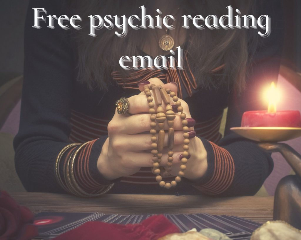 free psychic reading email