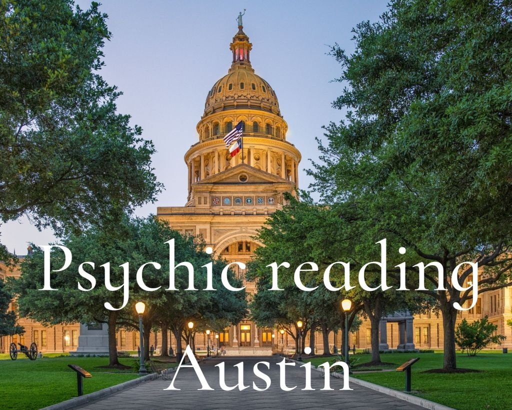 psychic reading austin