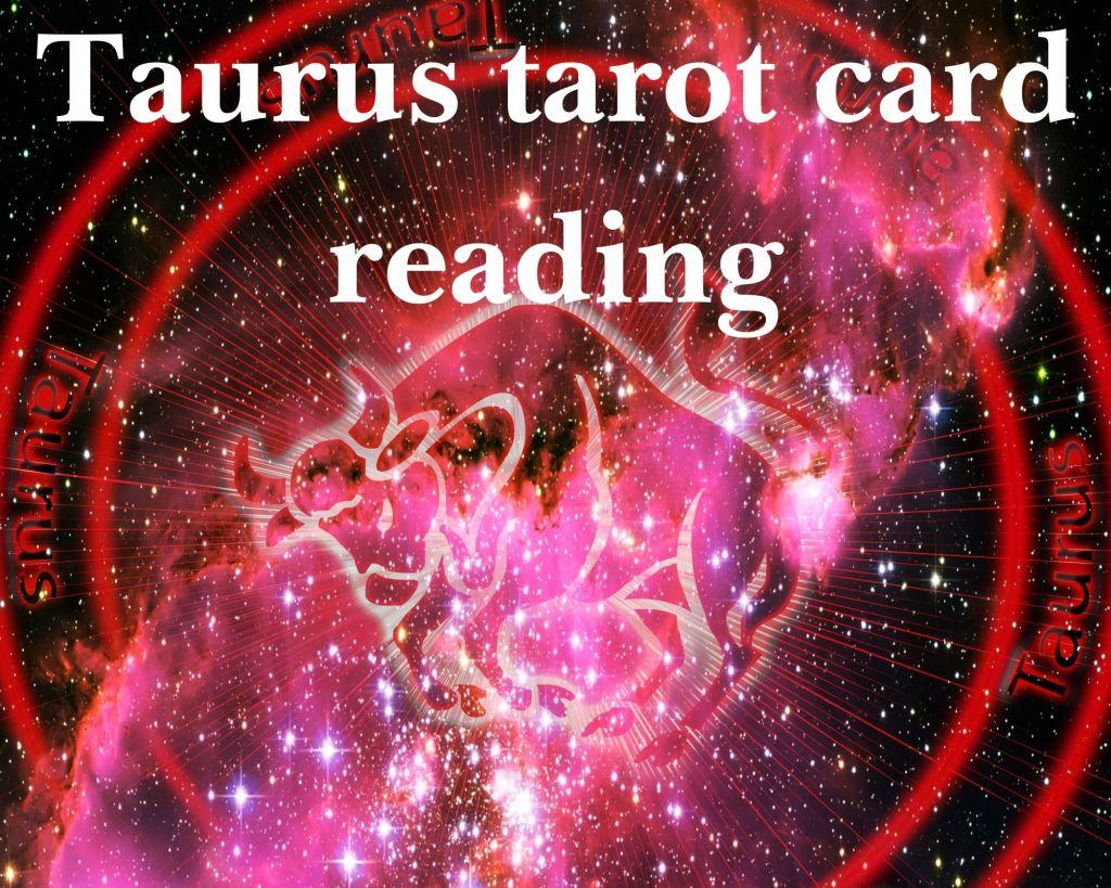 taurus tarot card reading