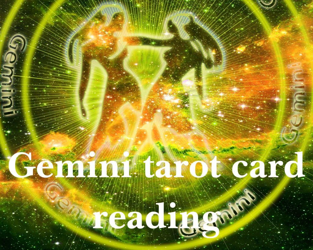gemini tarot card reading