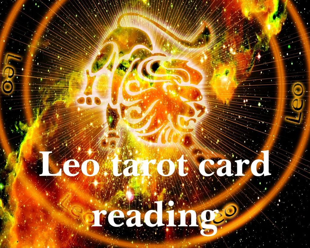leo tarot card reading