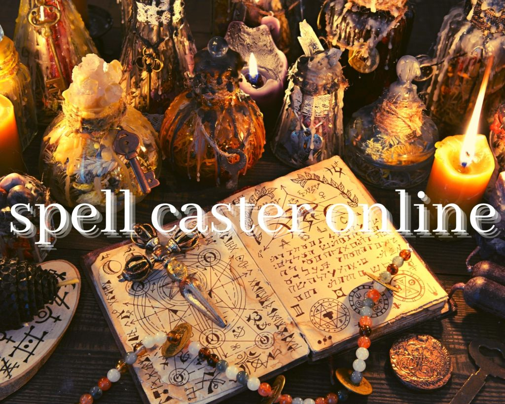 spell caster online