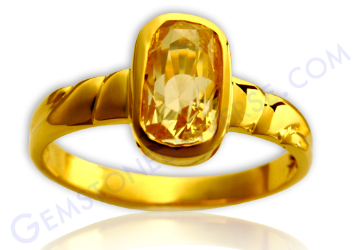 Yellow Sapphire The Gemstone Of Jupiter