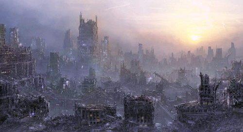 El fin de la Tierra