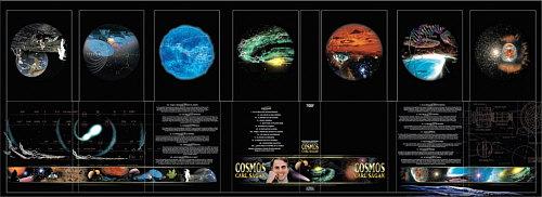 La serie Cosmos de Carl Sagan