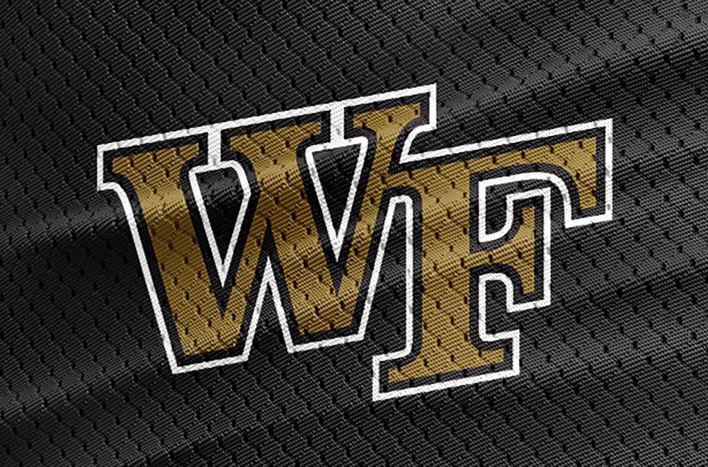 WF logo on uniform