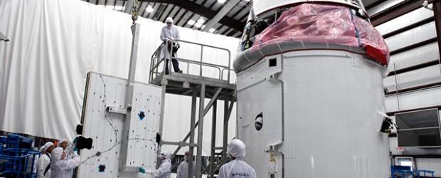 Space Exploration Technologies (SpaceX) ha annunciato di aver posticipato la data di decollo della seconda missione dimostrativa della capsula Dragon.