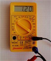 měření proudu
