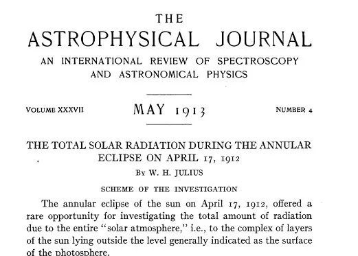 Astronomy or Astrophysics? (2/2)