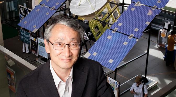 Entrevista a Junichiro Kawaguchi, administrador de la misión Hayabusa