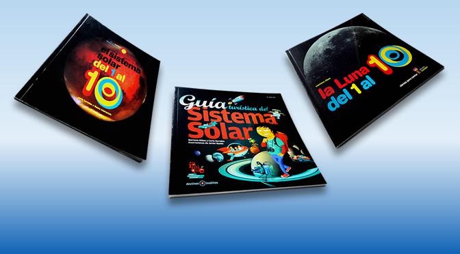 Ediciones Iamiqué: Libros de divulgación astronómica para curiosos