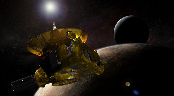 Cobertura especial: La sonda New Horizons llega a Plutón
