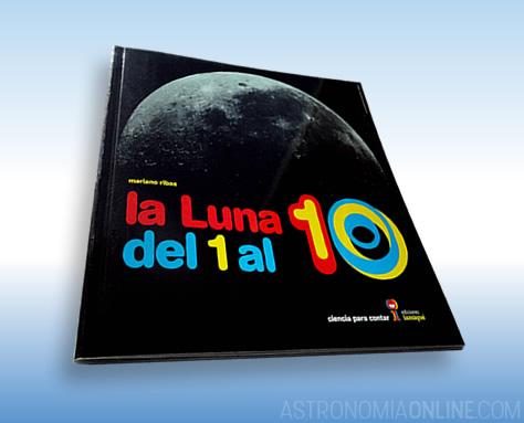 """""""La Luna del 1 al 10"""", de Mariano Ribas."""