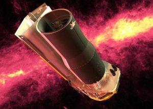 Spitzer Kızılötesi Uzay Teleskopu..