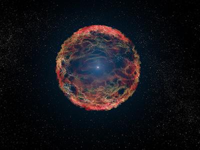 supernova IIb