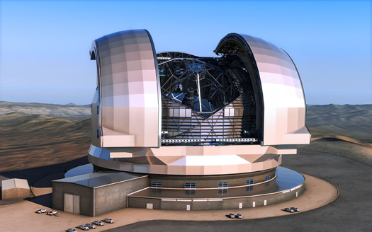 E-ELT teleskopu