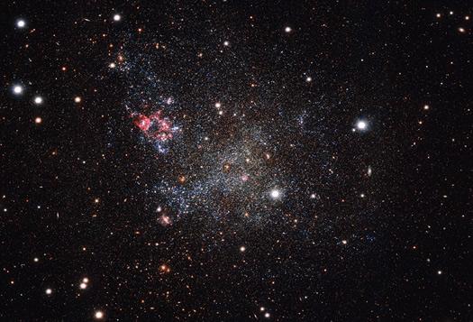 IC 1613 cuce gokada