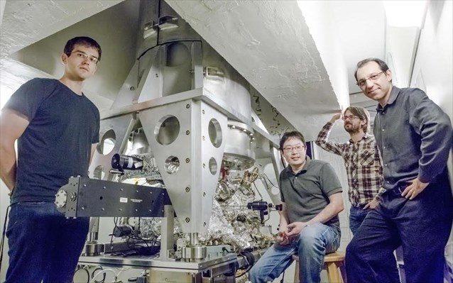 Για να εντοπίσουν το σωματίδιο Μαχοράνα οι ερευνητές του Πρίνστον χρειάστηκαν ένα μικροσκόπιο ύψους δύο ορόφων.