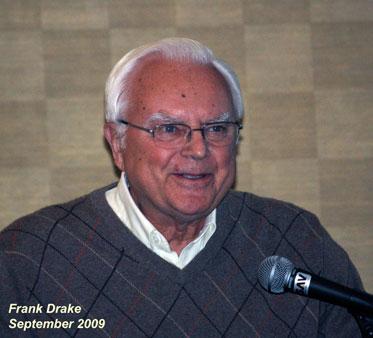 Frank Drake August 2009