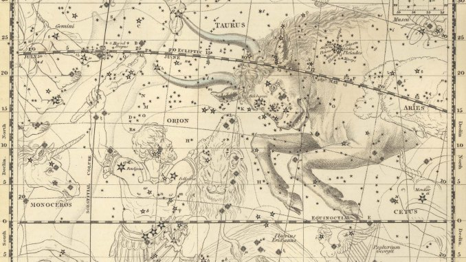 Star Constellation Facts: Taurus, The Bull