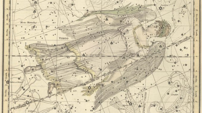 Star Constellation Facts: Virgo the Virgin