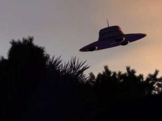 British UFO X-Files Released By MoD