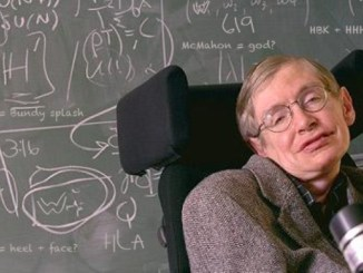 Stephen Hawking Says Disability Has Been An Asset