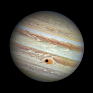Spooky Halloween Jupiter Photo Captured By NASA