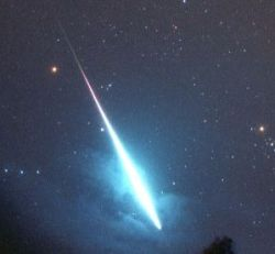 Leonid Meteor Shower To Peaks On November 17th And 18th
