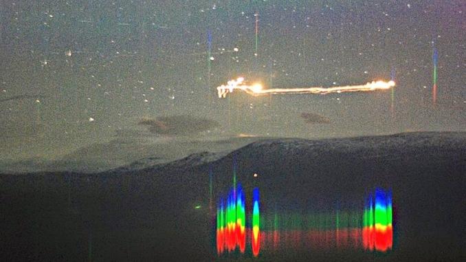 Hessdalen Lights