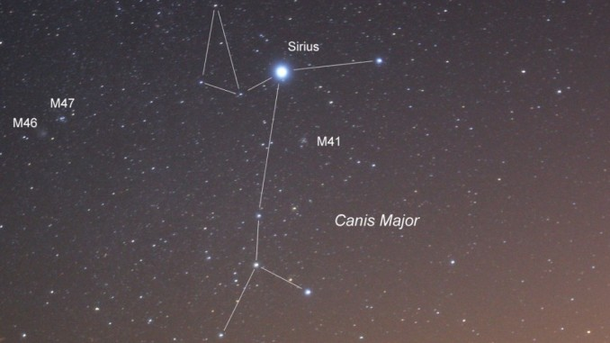Interesting Facts About Sirius, the Dog Star