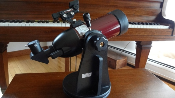 Orion GoScope 80mm Tabletop Refractor Telescope