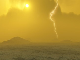 Did Armageddons Extinguish Early Alien Life?