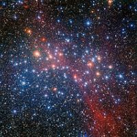 Wishing Well Cluster (NGC 3532)