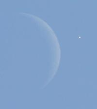 Venus in Daytime