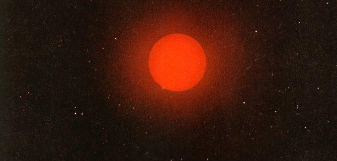 Barnard's Star (Gliese 699)