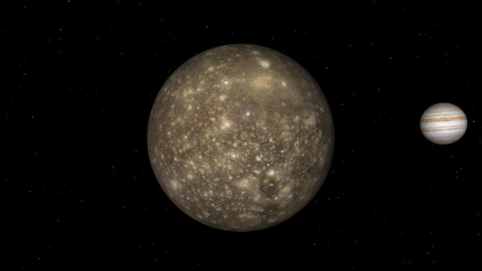 10 Interesting Facts about Callisto