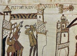 King Harold II and Halley's Comet