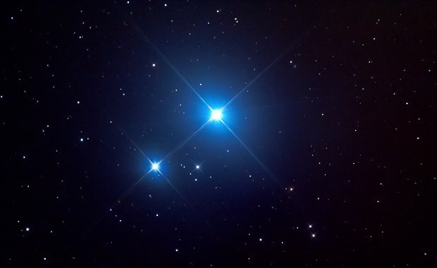 Star facts mizar and alcor for Mizar youtube