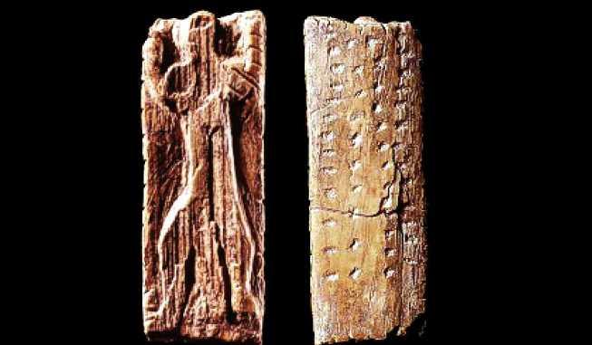 Ach Valley tusk-fragment