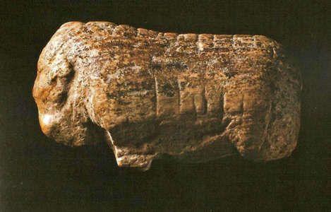Geißenklösterle Cave Ivory Bison
